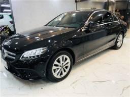 Título do anúncio: Mercedes-benz C 180 2019 1.6 cgi flex avantgarde 9g-tronic