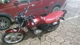 Vende se está moto fan es ano 2013/2013