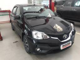 Etios Sd Platinum 1.5 AT