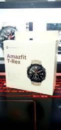 Relógio Smartwatch para Esportes Amazfit T-Rex A1919 / Bluetooth / GPS Novo lacrado