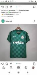 Camisa Palmeiras 2021/2022