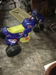 Moto Elétrica para criança