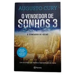 Vendedor de Sonhos 3: O Semeador De Ideias - Livro de Augusto Cury - Novo embalado