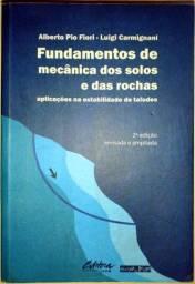 Fundamentos de Mecânica dos Solos e das Rochas - 2ª Edição Revisada