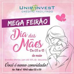 Feirão Das mães unirinvest