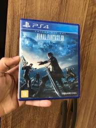 Game Final Fantasy XV - PS4 português mídia física