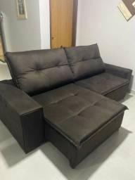 Sofá retrátil e reclináveis
