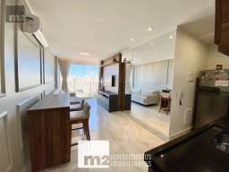 Loft à venda com 1 dormitórios em Setor bueno, Goiânia cod:M21FL1190