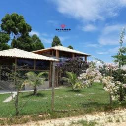Chácaras residenciais de 20.000 m² em Condomínio Fechado | 5km das Cachoeiras - DTR