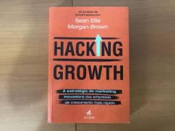 Livro Growth Hacking (Sean Ellis) edição 2018