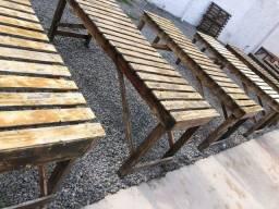 Macas para bronze usadas