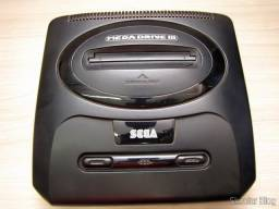 Vídeo Game Mega Drive 3.
