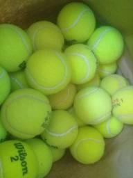 100 bolinhas de tênis ( novinhas )