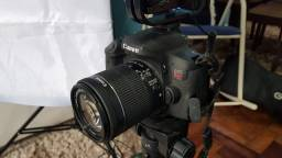 Kit Filmagem Canon T6i