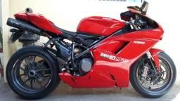 Moto Para Retirada De Peças / Sucata Ducati 1198 Ano 2011