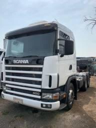 Scania 124 R400 2002 6x4 Traçado