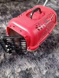 Caixa transportadora de gato ou cachorro pequeno porte