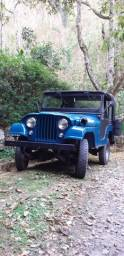 Jeep Ford em ótimo estado