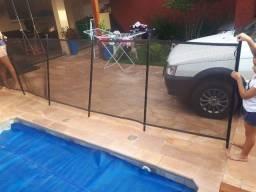 Cerca se proteção para piscina