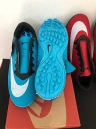 Título do anúncio: Chuteira Socaite Nike costurada
