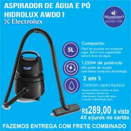 Aspirador de Água e Pó  Hidrolux AWD01 Electrolux