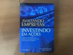Livro Avaliando Empresas Investindo em Ações (Carlos Alberto Debastiani)