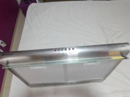Depurador de ar Eletrolux inox 60cm