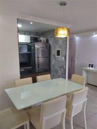 Apartamento lado nascente com 3 Quartos e 3 banheiros à Venda, 74 m² por R$ 380.000,00.