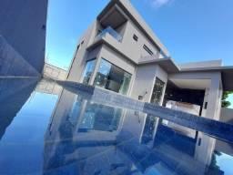 Casa 300m² pronta com belíssimo projeto, condomínio Granville região da praia do Francês