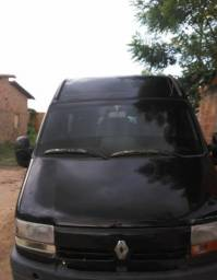 Vende ou troca Van master Diesel