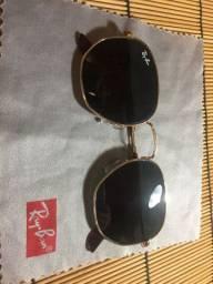 Óculos Ray-ban hexagonal