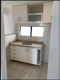 Apartamento com projetados em Ponta Negra.