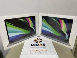 """Novo Macbook Pro 13"""", Processador M1, 8Gb e 256ssd Gray Lacrado - Em ate 12x"""