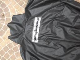 Jaqueta e calça de Motoboy