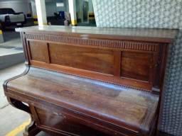 Piano para decoração - centenário - 100% madeira de lei