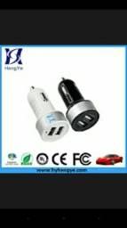 Carregadores automotivo USB