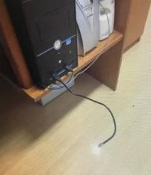 Lampada e microfone para computador novos em santa cruz do sul