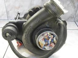 Turbina Garret m12 p/Caminhões/Ônibus VW c/defeito