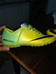 Chuteira tênis Mercurial Nike