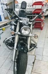 Moto yamaha midnight star - 2011
