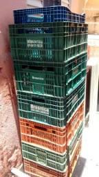 Vendo caixas de entrega de mercado