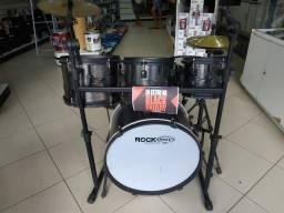 Bateria RMV 3 tons rock star padrão rack - Produto NOVO!