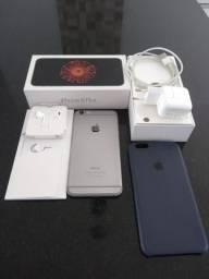 Iphone 6S Plus cinza espacial barato