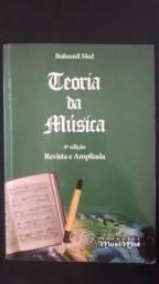 Livros de Teoria Musical (Novos)