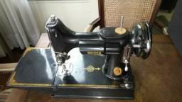 Singer Featherweight 221-1 Ano 1951 Original ! - Máquina de costura