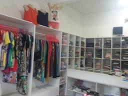 Loja de roupas e variedades