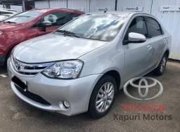Seminovo Xapuri Motors - Etios sedan XLS MT - 2016