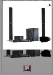 Home theater Panasonic 5.1 1000Wts