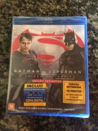 Batman vs Superman Bluray