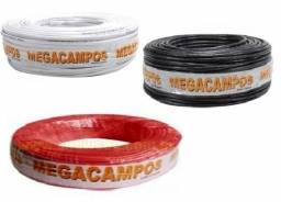 Cabo flexível 6 mm Megacampos